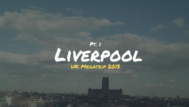 Ливерпуль 2013.