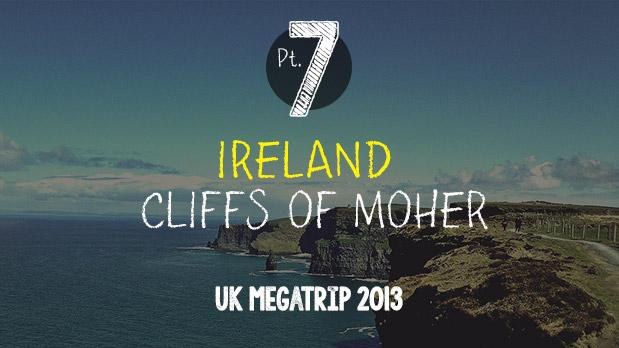 Ирландия: Утесы Мохер