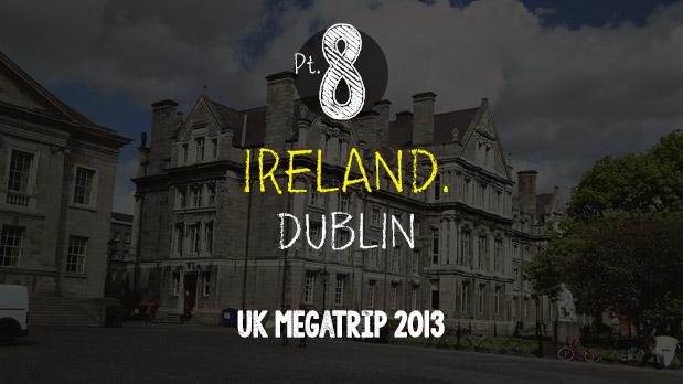 Ирландия: Дублин